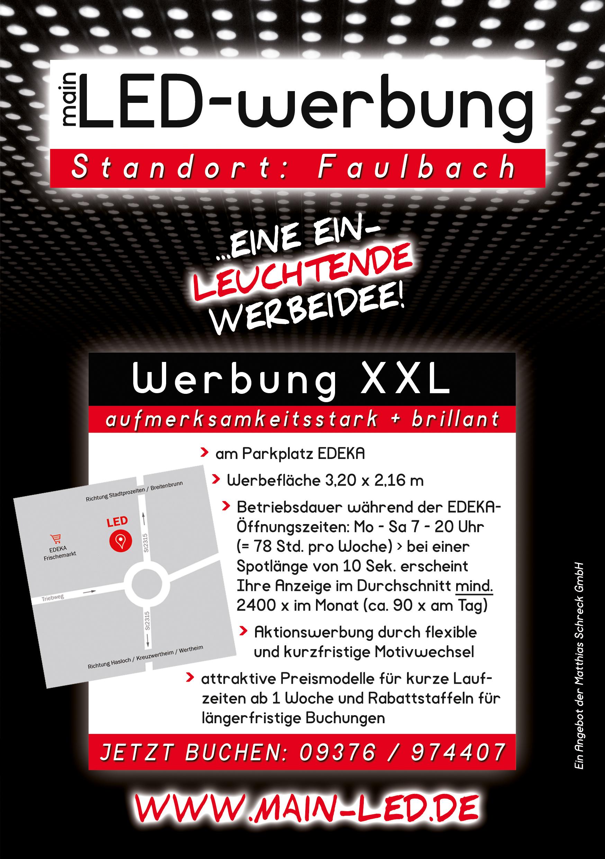 """MAIN-LED"" Matthias Schreck GmbH Collenberg / Faulbach"