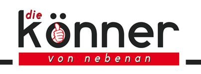 Die Könner von nebenan - Logo